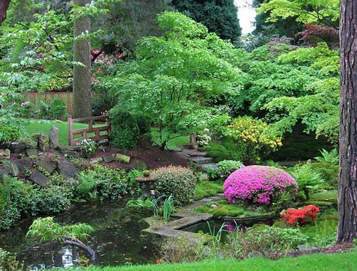 Японский сад фото 50 (700x532, 175Kb)