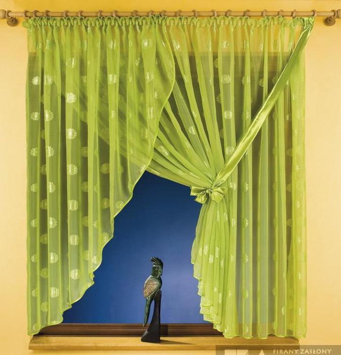 Тюли и шторы своими руками