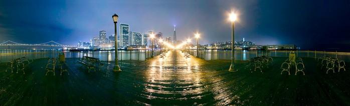Красочный городской пейзаж фотографа Simon Christen 3 (700x212, 40Kb)