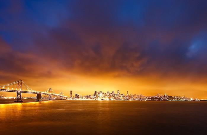 Красочный городской пейзаж фотографа Simon Christen 24 (700x458, 47Kb)