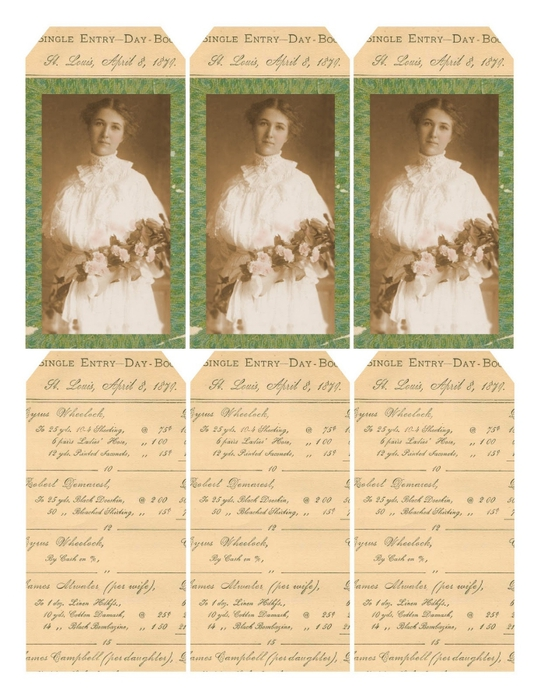 Victorian wedding tags (540x700, 272Kb)