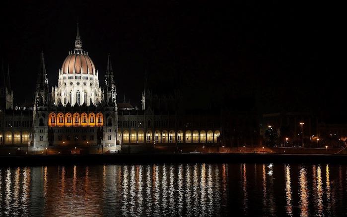 Ночной Будапешт 61121