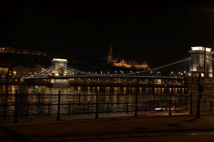 Ночной Будапешт 54204