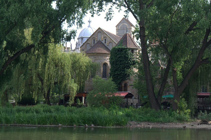 Жемчужинa Дуная - Замок Вайдахуняд - часть 7 89486