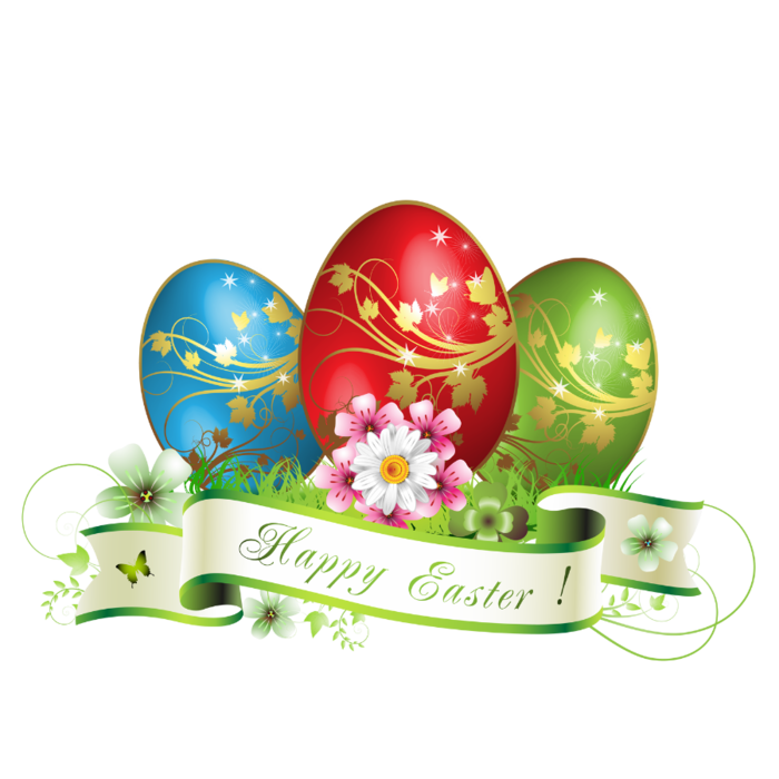 TOUCHING HEARTS: EASTER - PNG / TUBE