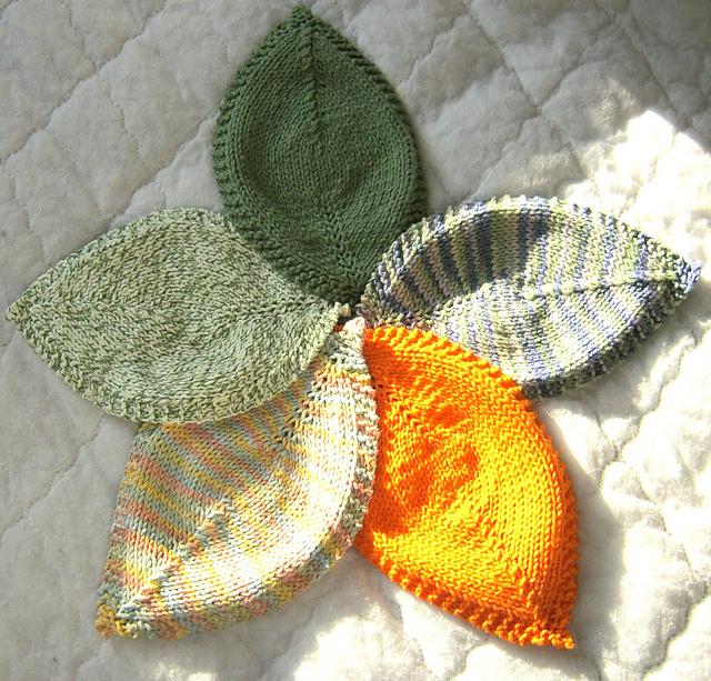 叶子型桌巾 - maomao - 我随心动