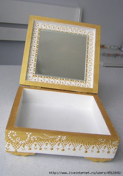 Золото. Шкатулка.Вид 3 (419x599, 146Kb)