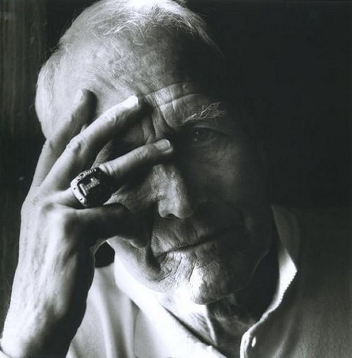 Плачущие мужчины фотографа Сэм Тэйлор-Вуд - Paul Newman (687x700, 72Kb)