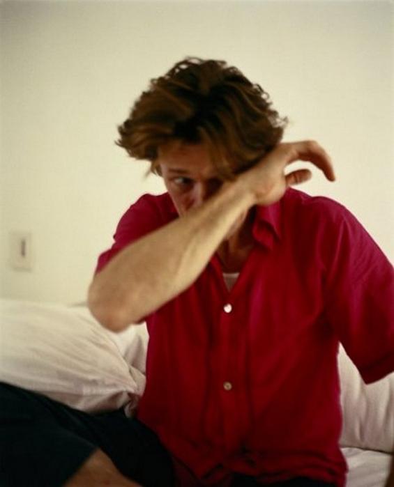Плачущие мужчины фотографа Сэм Тэйлор-Вуд - Willem Dafoe (565x700, 245Kb)
