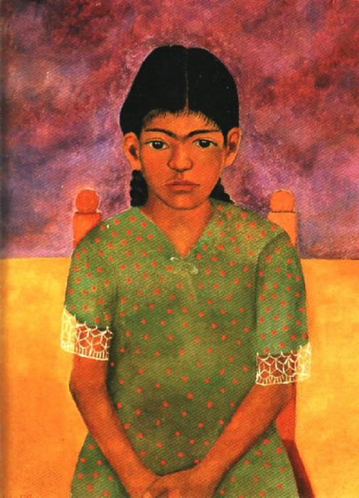 Портрет Вирджинии (Маленькая девочка) 1929 (505x700, 109Kb)
