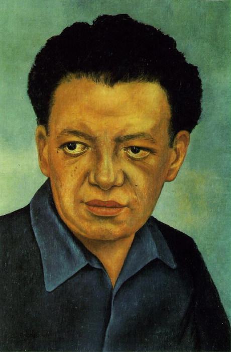 Портрет Диего Ривера 1937 (460x700, 78Kb)