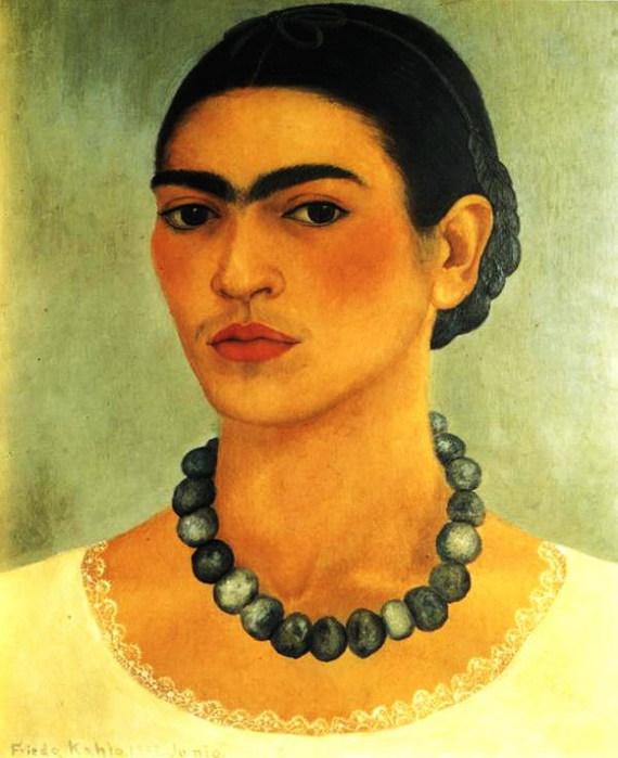 Автопортрет. 1933 (570x700, 85Kb)