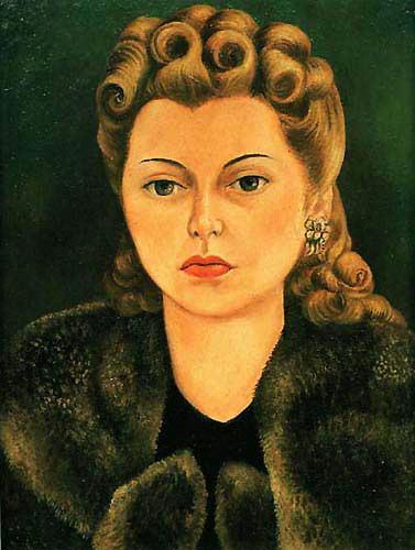 Портрет Наташи Гельман 1943 (377x500, 45Kb)