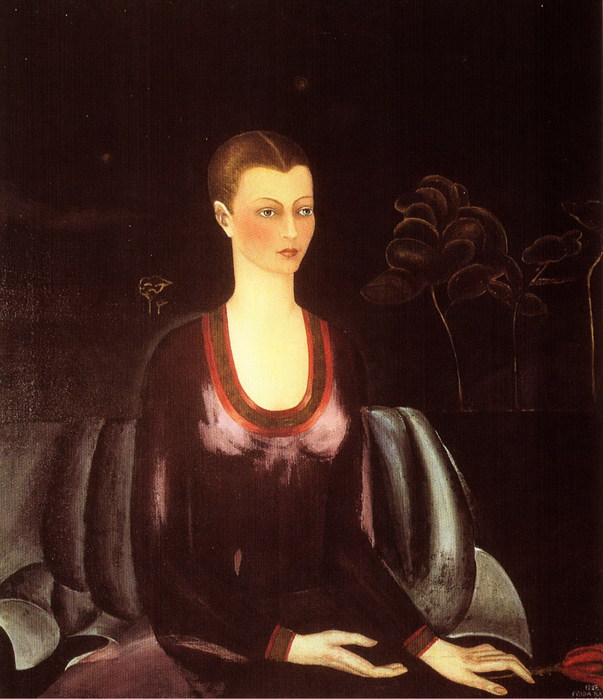 Портрет Алисии Галант, 1927 (603x700, 93Kb)