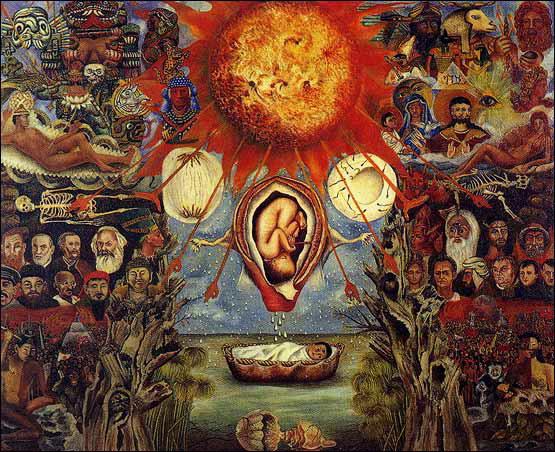 Моисей или Ядро сознания 1945 (555x452, 110Kb)