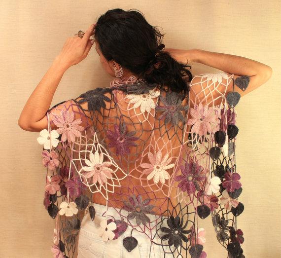 цветочная шаль (570x523, 87Kb)