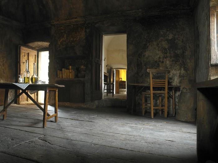Итальянский эко-отель Albergo Diffuso Santo Stefano di Sessanio 23 (700x525, 88Kb)