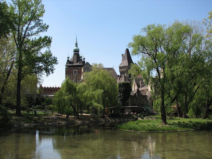 Жемчужинa Дуная - Замок Вайдахуняд - часть 7 49946