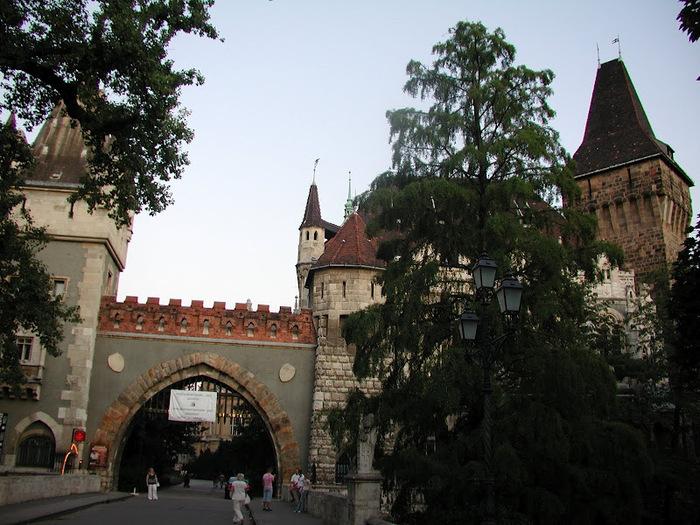 Жемчужинa Дуная - Замок Вайдахуняд - часть 7 60211