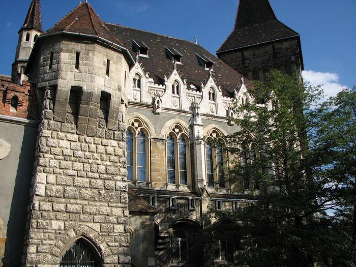 Жемчужинa Дуная - Замок Вайдахуняд - часть 7 11225