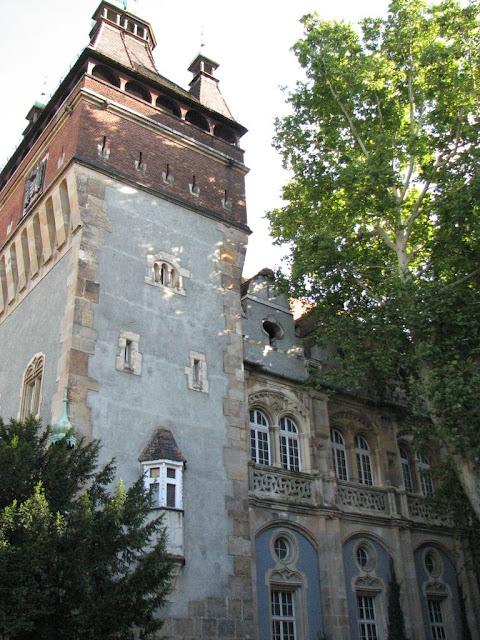 Жемчужинa Дуная - Замок Вайдахуняд - часть 7 54544