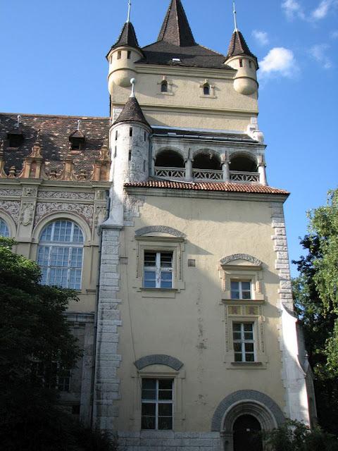 Жемчужинa Дуная - Замок Вайдахуняд - часть 7 10116