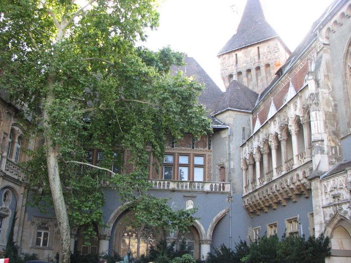 Жемчужинa Дуная - Замок Вайдахуняд - часть 7 30158
