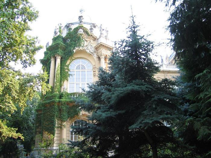 Жемчужинa Дуная - Замок Вайдахуняд - часть 7 67613