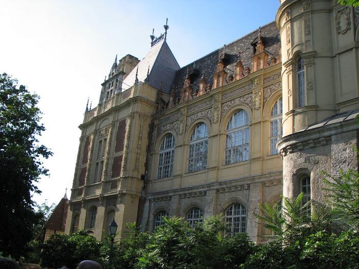 Жемчужинa Дуная - Замок Вайдахуняд - часть 7 56389