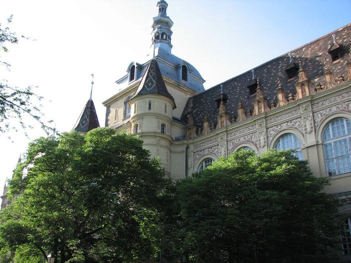 Жемчужинa Дуная - Замок Вайдахуняд - часть 7 97975