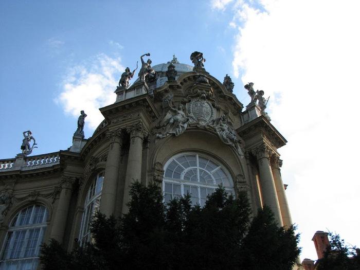 Жемчужинa Дуная - Замок Вайдахуняд - часть 7 95696