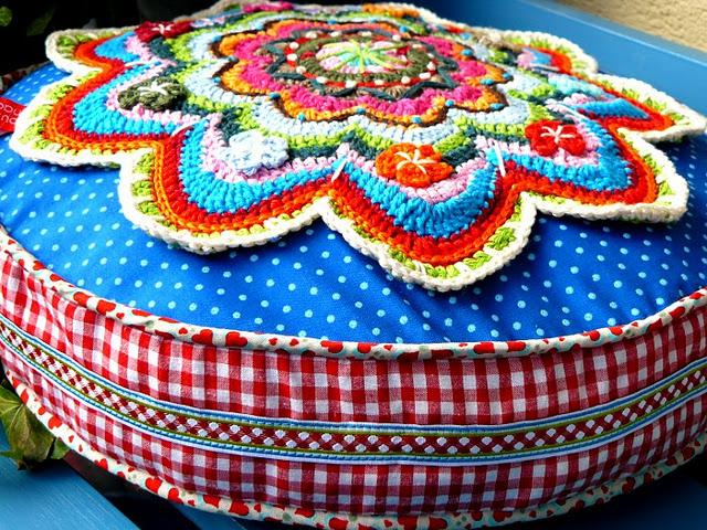 蛋糕式地凳 - maomao - 我随心动