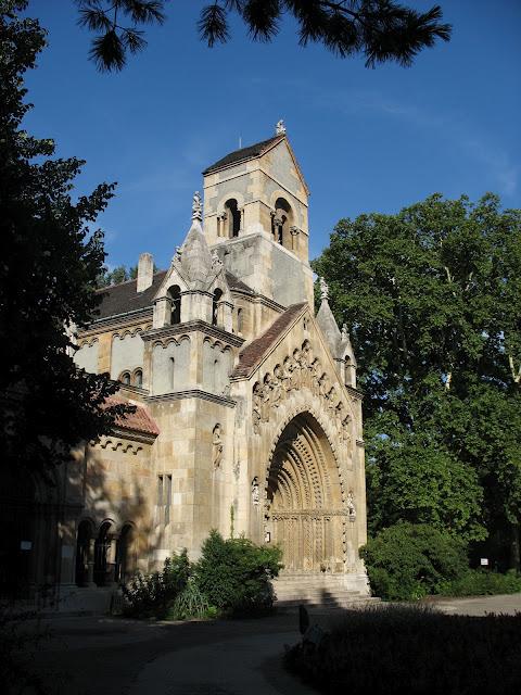 Жемчужинa Дуная - Замок Вайдахуняд - часть 7 91714
