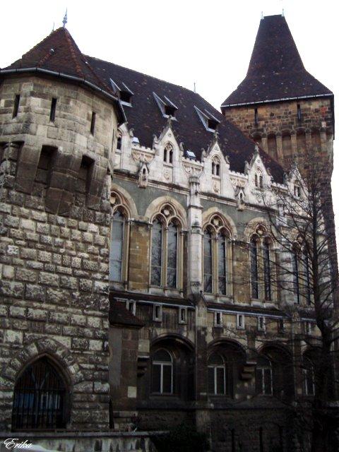 Жемчужинa Дуная - Замок Вайдахуняд - часть 7 57716