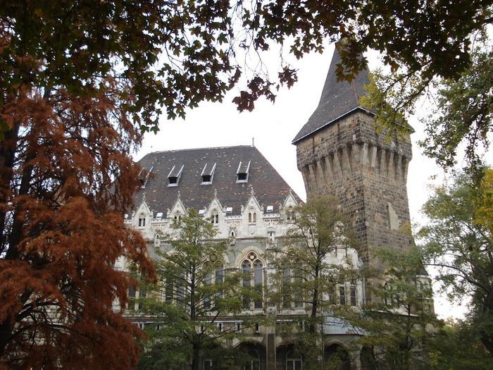 Жемчужинa Дуная - Замок Вайдахуняд - часть 7 52880