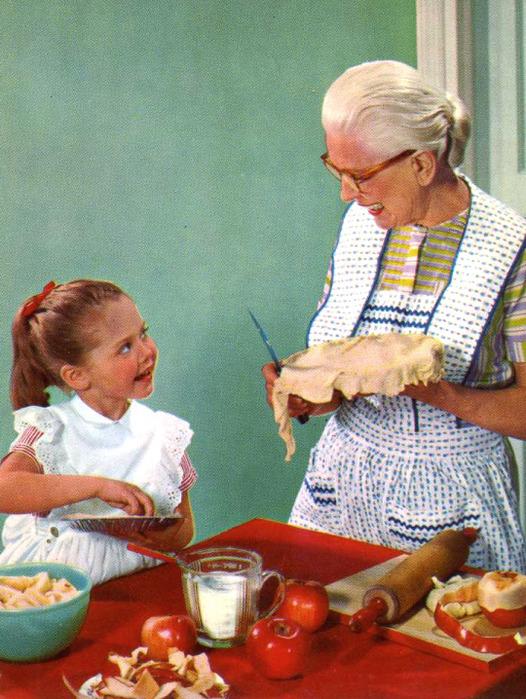 Рецепты бабушек и мам