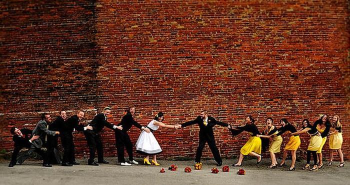 Красивое фото со свадьбы - свежие идеи для фотографа 1 (700x370, 121Kb)