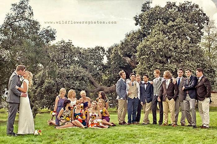 Красивое фото со свадьбы - свежие идеи для фотографа 5 (700x465, 145Kb)
