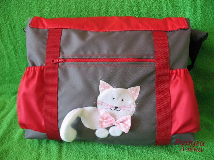 Шьем сумки для детей