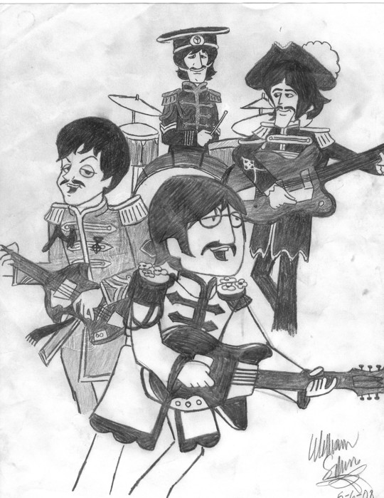 69329155_Sgt_Pepper_Beatles_Cartoon_by_SilvaSketcher (540x699, 104Kb)