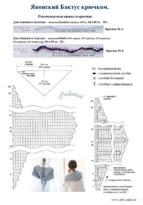 схема бумажного дома.