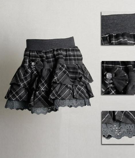 Юбки для девочек покрой
