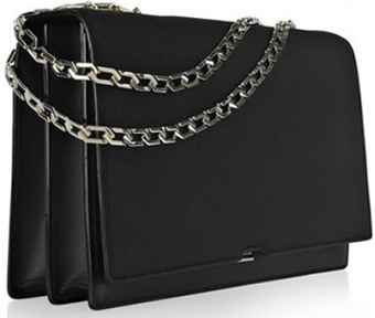 Victoria Beckham Hexagonal Chain Shoulder Bag (340x288, 58Kb)