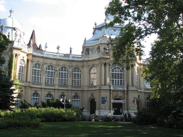 Жемчужинa Дуная - Замок Вайдахуняд - часть 7 19397