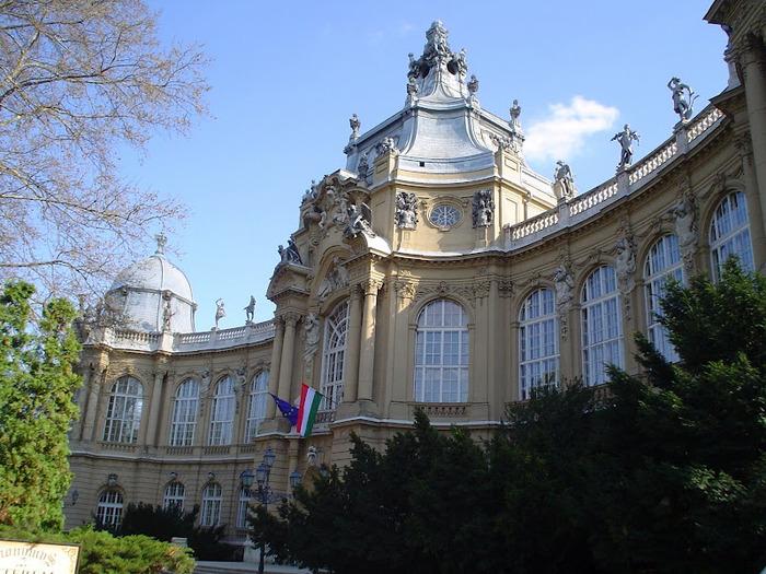 Жемчужинa Дуная - Замок Вайдахуняд - часть 7 31566