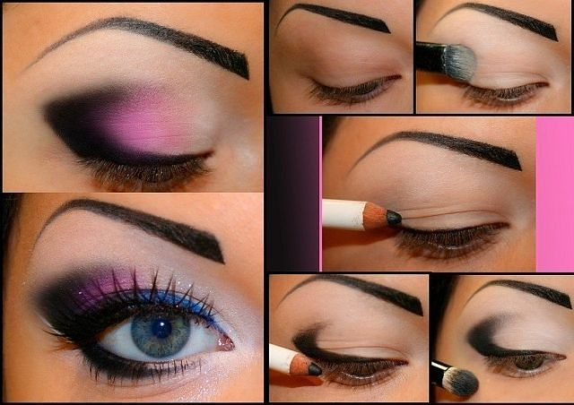 Eye Makeup Pictures 2012