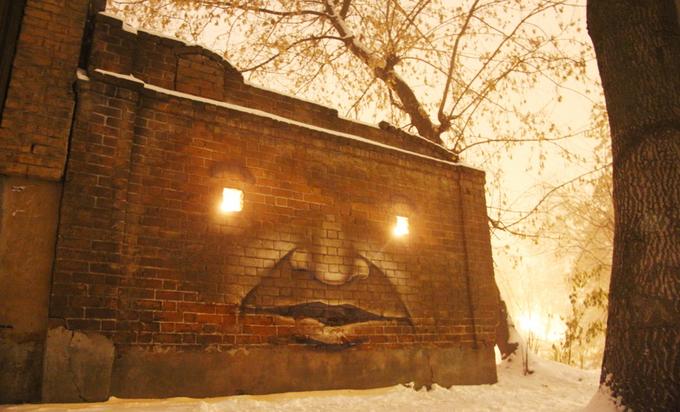 я Огонь в глазах, Нижний Новгород, 2011 (680x412, 330Kb)