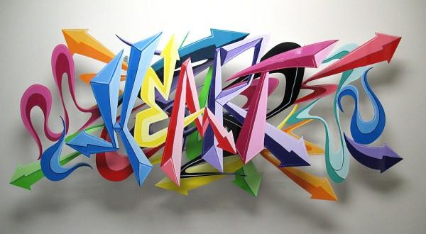 Скульптуры Дэвида Крэкова