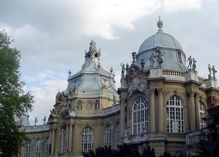 Жемчужинa Дуная - Замок Вайдахуняд - часть 7 29373