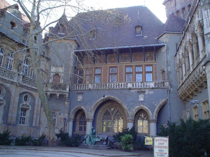 Жемчужинa Дуная - Замок Вайдахуняд - часть 7 49381